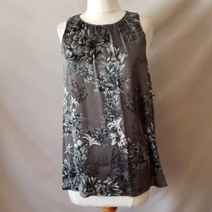 Vince Camuto lined Sleeveless blouse